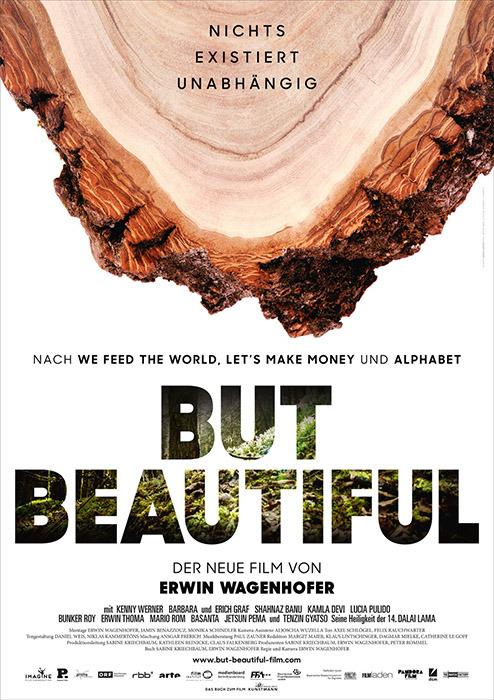 "Filmplakat zu ""But Beautiful"" | Bild: Pandora"