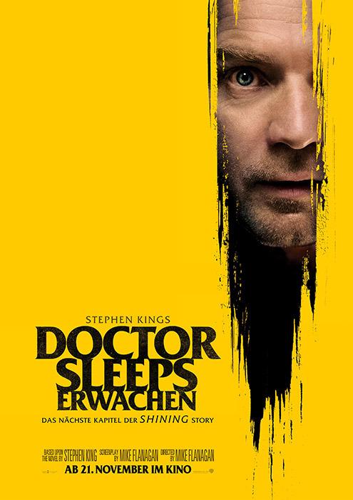 """Filmplakat zu """"Doctor Sleep""""   Bild: Warner"""