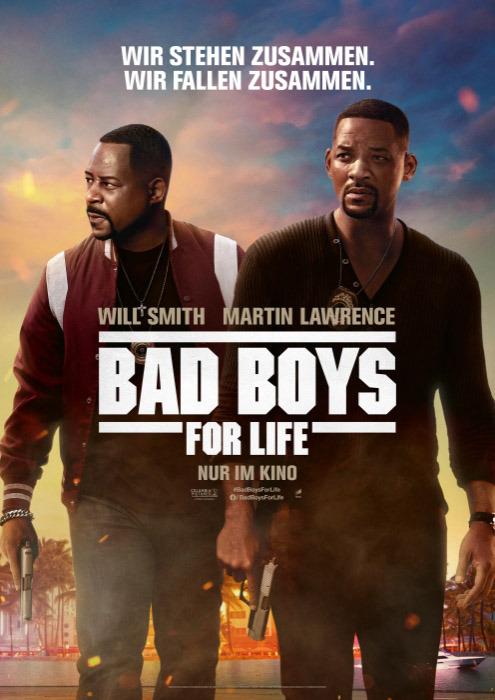 "Filmplakat zu ""Bad Boys For Life"" | Bild: Sony"
