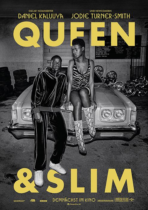 "Filmplakat zu ""Queen & Slim"" | Bild: Universal"