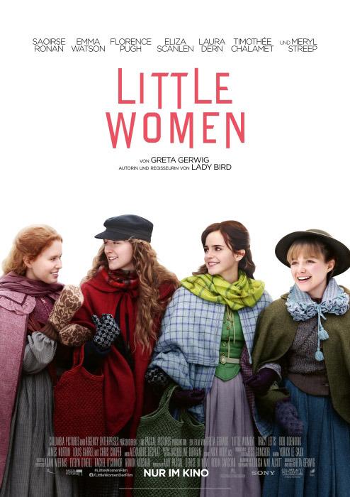 "Filmplakat zu ""Little Women"" | Bild: Sony"