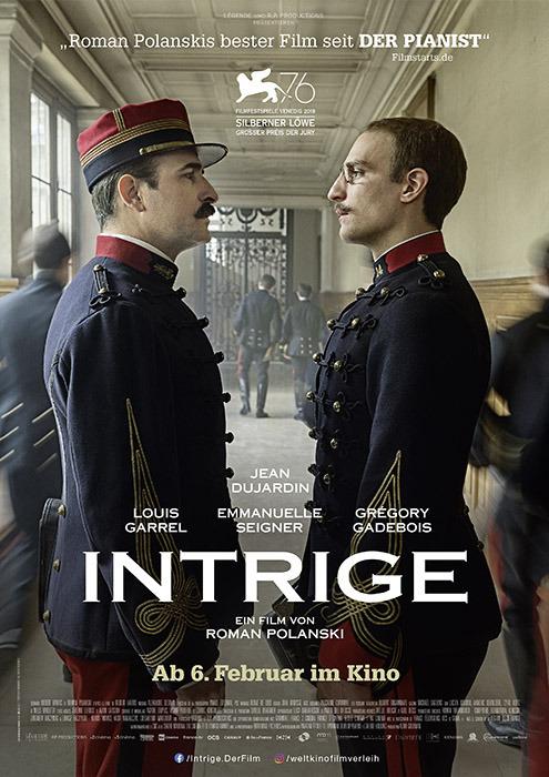 """Filmplakat zu """"Intrige""""   Bild: Weltkino"""