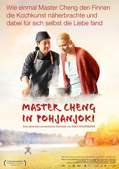 "Filmplakat zu "" Master Cheng in Pohjanjoki "" | Bild: Filmagentinnen"