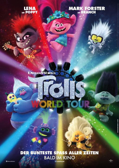 "Filmplakat zu ""Trolls World Tour"" | Bild: Universal"