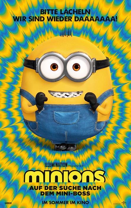"Filmplakat zu ""Minions 2"" | Bild: Universal"