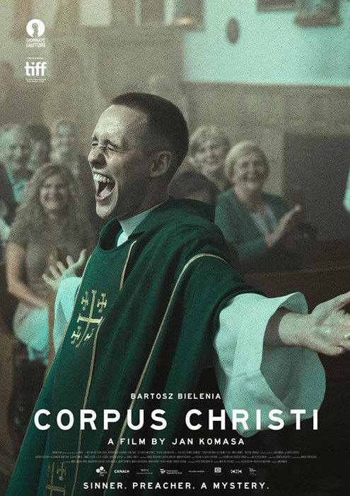 "Filmplakat zu ""Corpus Christi"" | Bild: Arsenal"