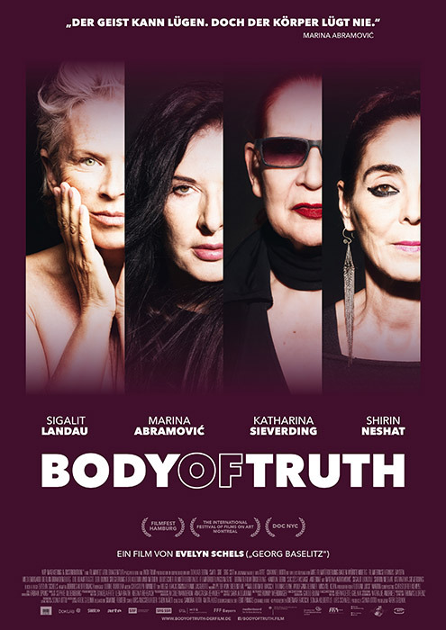 "Filmplakat zu ""Body of Truth"" 