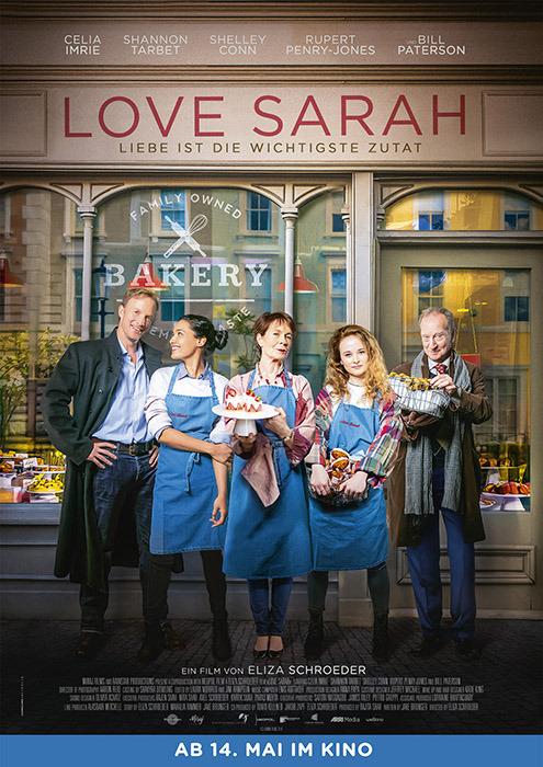 "Filmplakat zu ""Love Sarah""   Bild: Weltkino"