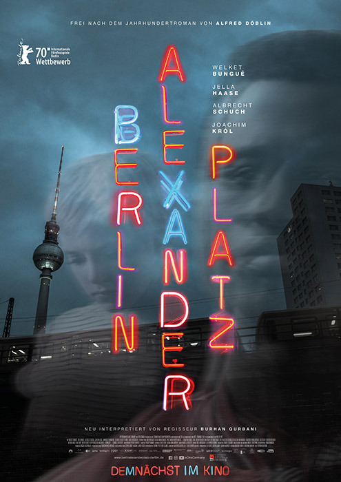 "Filmplakat zu ""Berlin Alexanderplatz"" | Bild: Paramount"