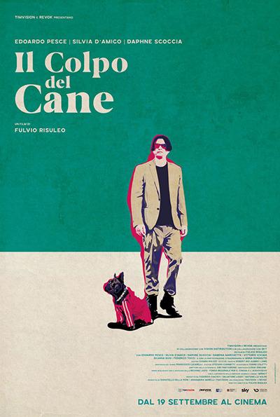 "Filmplakat zu ""Il colpo del cane"" | Bild: Kairos"