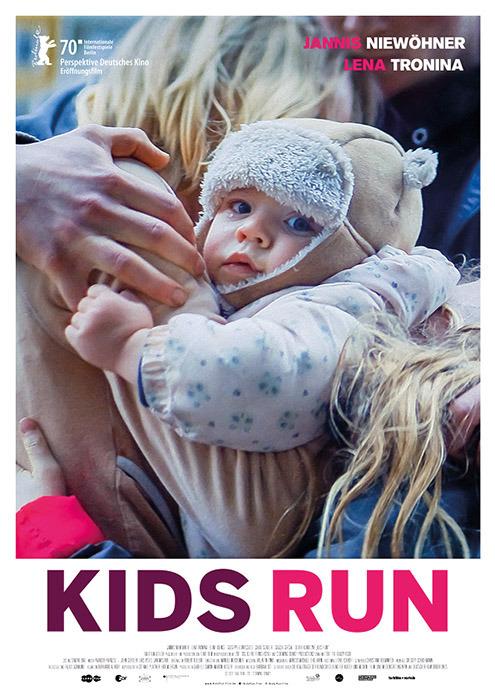 "Filmplakat zu ""Kids Run"" | Bild: Farbfilm"