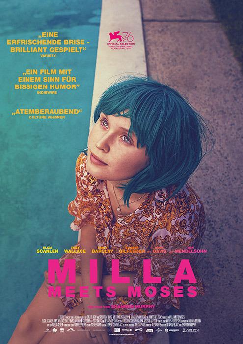 "Filmplakat zu ""Milla Meets Moses"" | Bild: Warner"