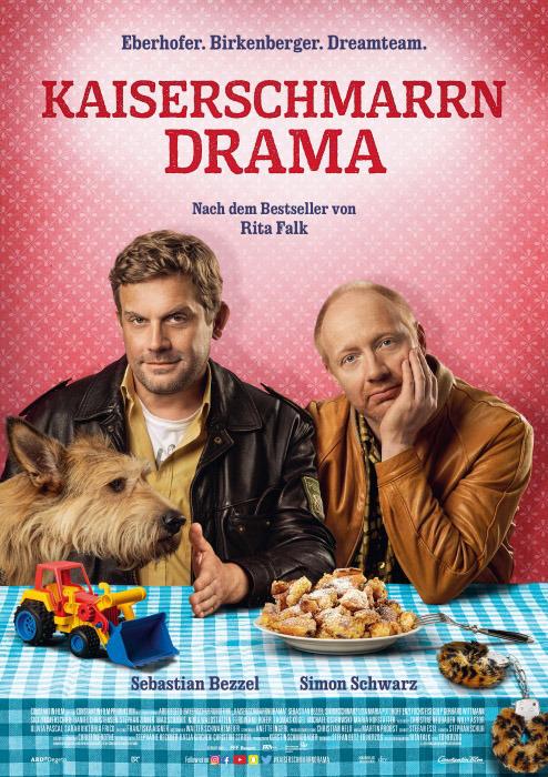 "Filmplakat zu ""Kaiserschmarrndrama"" | Bild: Constantin"