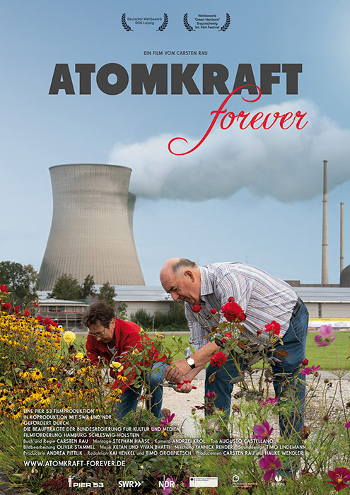 "Filmplakat zu ""Atomkraft Forever"" | Bild: Camino"