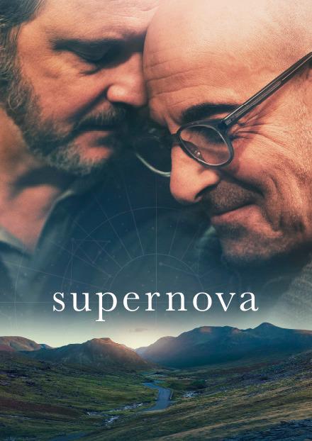 "Filmplakat zu ""Supernova""   Bild: Weltkino"