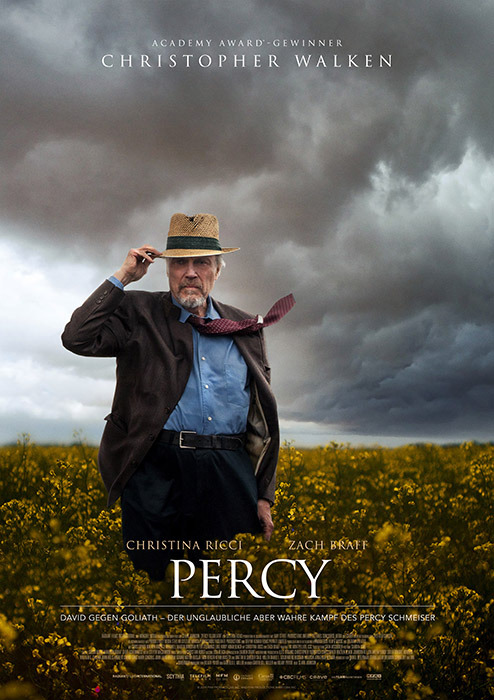 "Filmplakat zu ""Percy"" | Bild: MFA+"