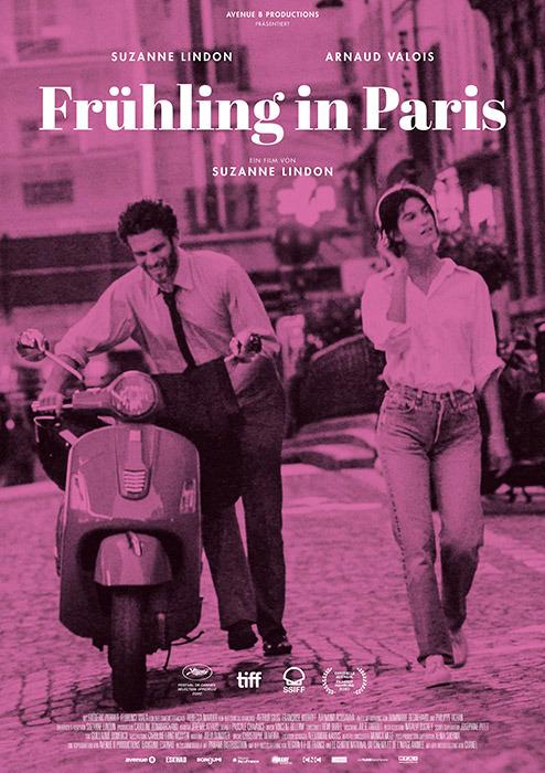 "Filmplakat zu ""Frühling in Paris""   Bild: MFA+"