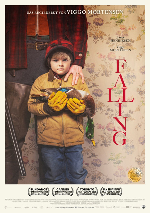 "Filmplakat zu ""Falling"" | Bild: Studio Canal"