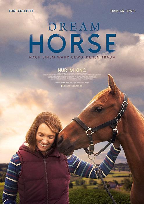 """Filmplakat zu """"Dream Horse""""   Bild: Weltkino"""