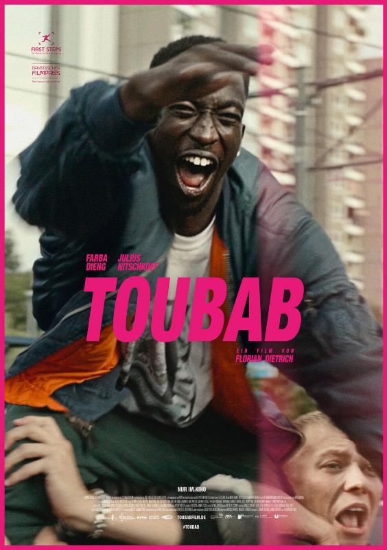"Filmplakat zu ""Toubab"" | Bild: Camino"