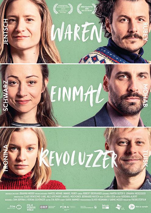 "Filmplakat zu ""Waren einmal Revoluzzer"" | Bild: JIP"