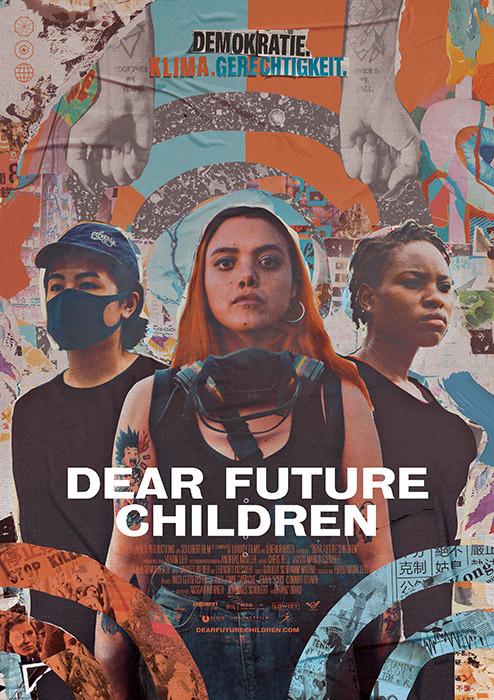"Filmplakat zu ""Dear Future Children"" | Bild: Camino"