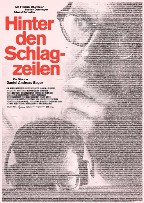 "Filmplakat zu ""Hinter den Schlagzeilen"" | Bild: Real Fiction"