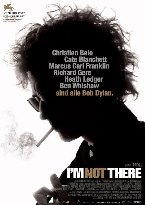 "Filmplakat zu ""I'm not there""   Bild: Tobis"