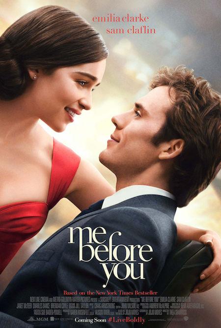 "Filmplakat zu ""Me Before You"" | Bild: Warner"