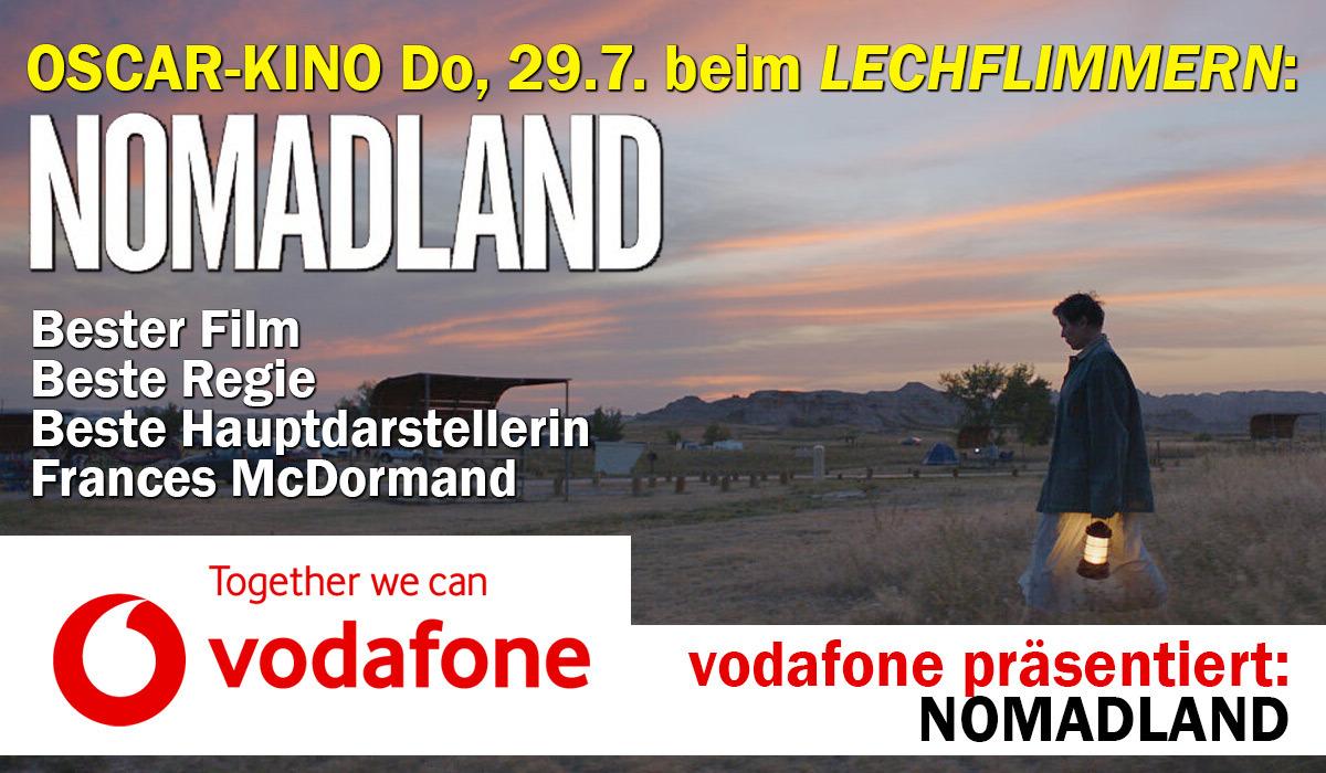 vodafone präsentiert: NOMADLAND
